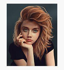 Elizabeth Wheeland Portrait Photographic Print