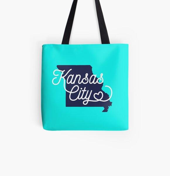 Kansas City MO Tshirt  All Over Print Tote Bag