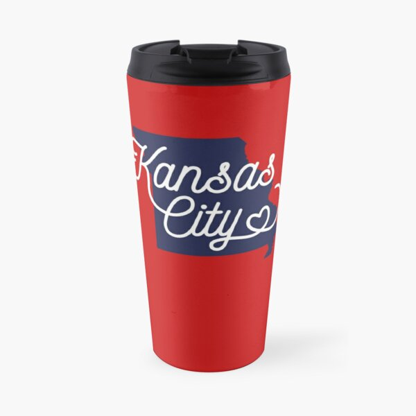 Kansas City MO Tshirt  Travel Mug