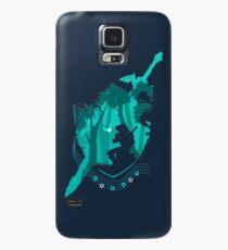 Lied der Zeit Hülle & Klebefolie für Samsung Galaxy