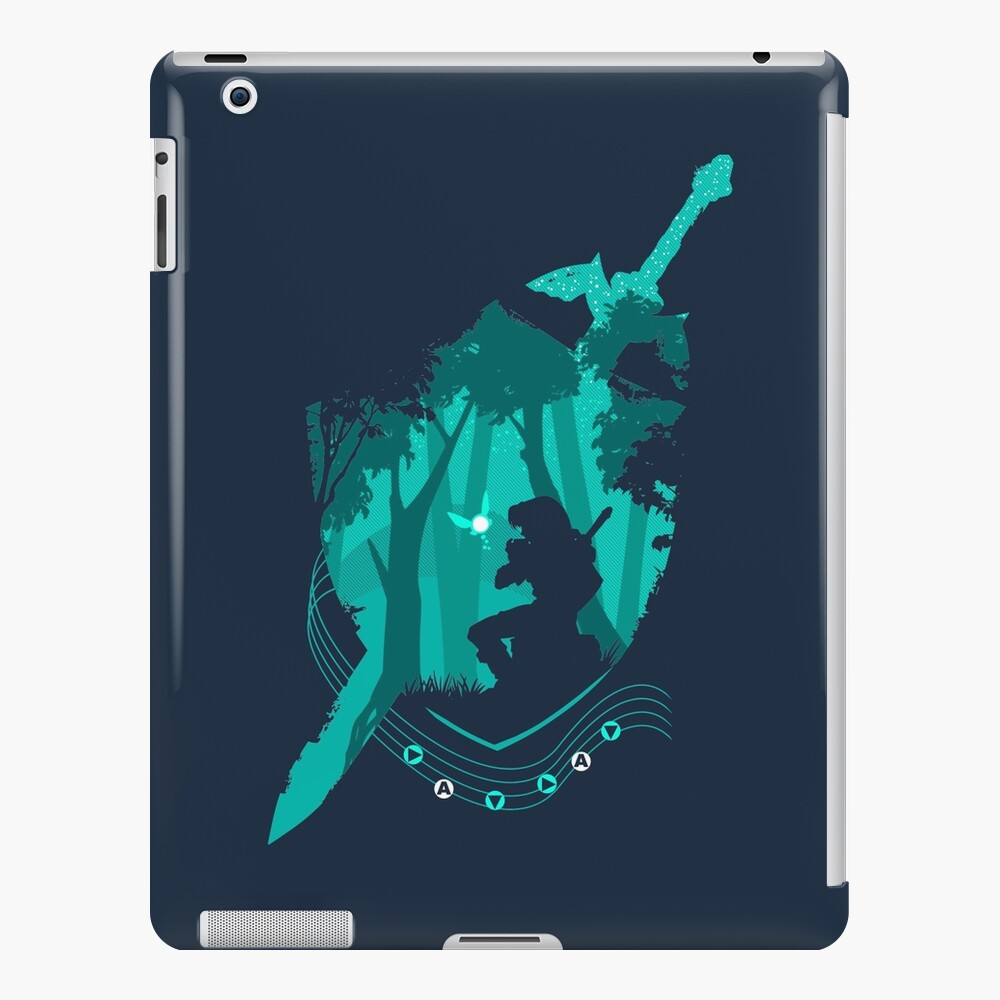 Song of Time iPad Case & Skin