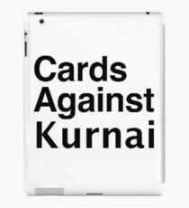 Cards Against Kurnai iPad Case/Skin
