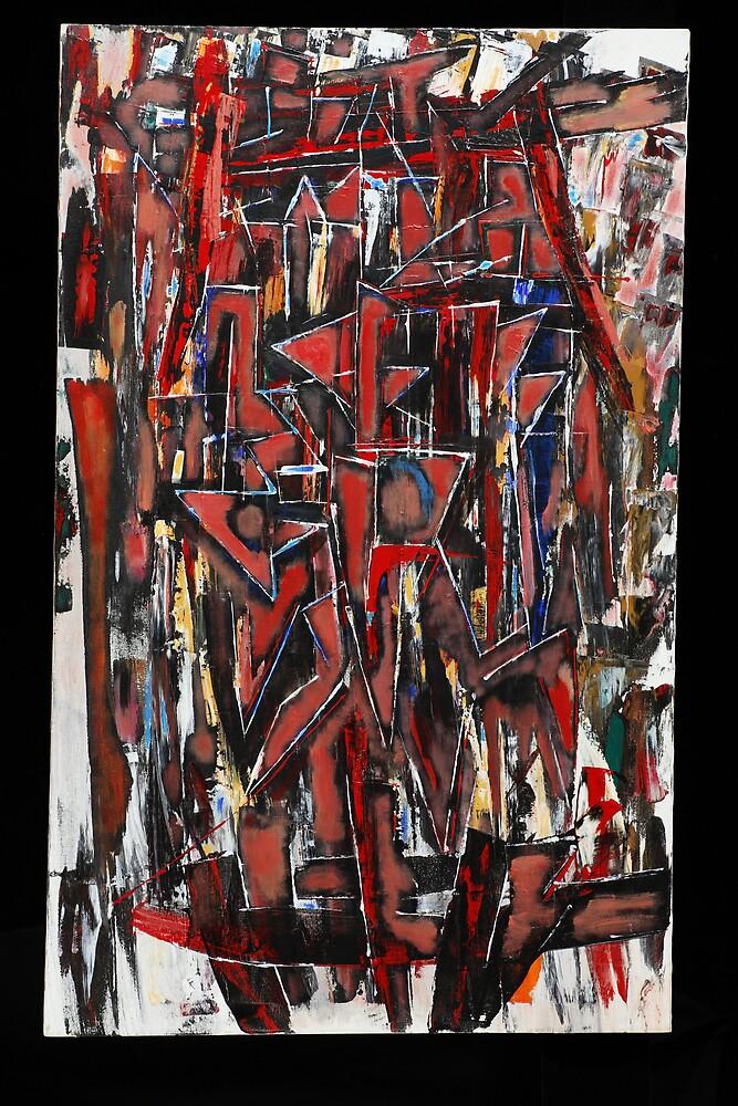 Shattering Glass by JMarszal
