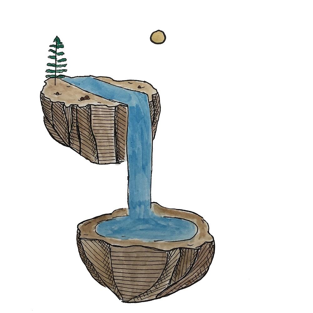 Majestic Island  by Alison  Siegel