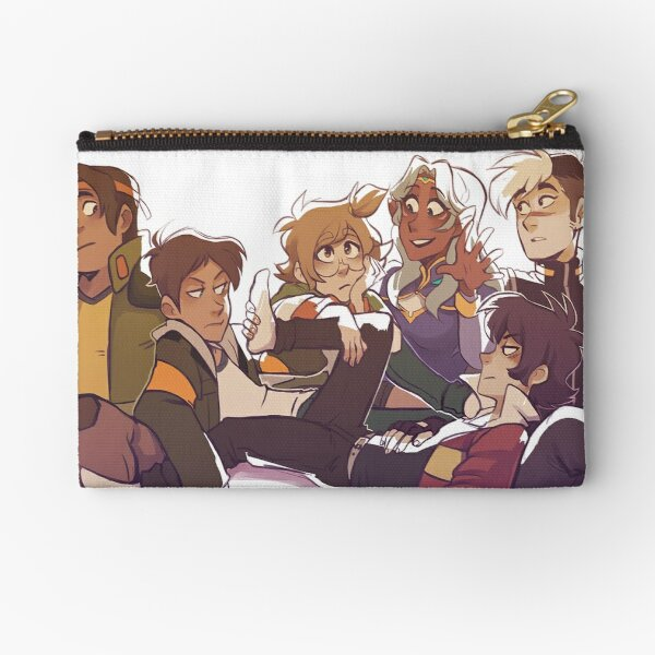 paladins pls Zipper Pouch