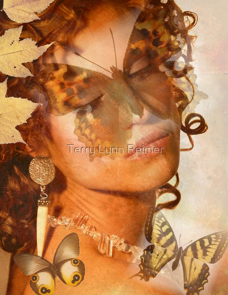 Natural Beauty 3 by Terry Lynn Reimer