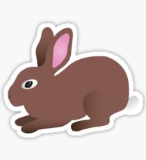 Mini Rex Rabbit Sticker