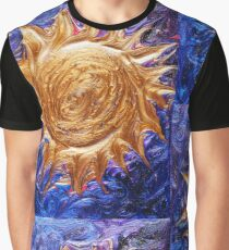 Sun in Space Graphic T-Shirt