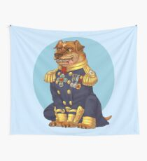 Admiral Brutor Wall Tapestry