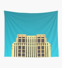 Architecture Abstract 1 Wall Tapestry