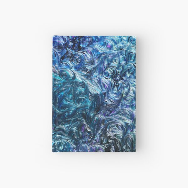 Water Horse Hardcover Journal