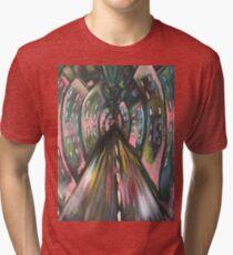City Rush Tri-blend T-Shirt