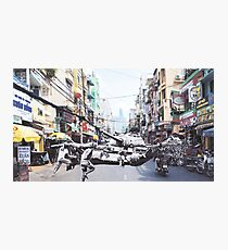 Ho Chi Minh Photographic Print