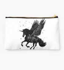 Black Unicorn Studio Pouch