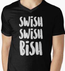 SWISH SWISH BISH (White) T-Shirt