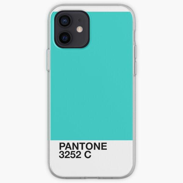 Pantone 3252 C iPhone Soft Case