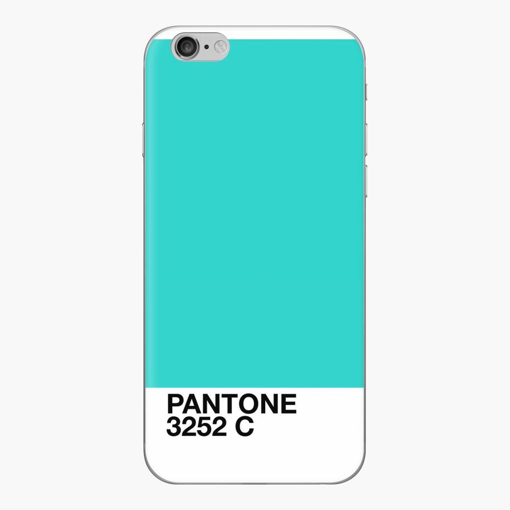 Pantone 3252 C iPhone Klebefolie