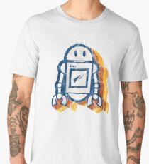 Robot Men's Premium T-Shirt