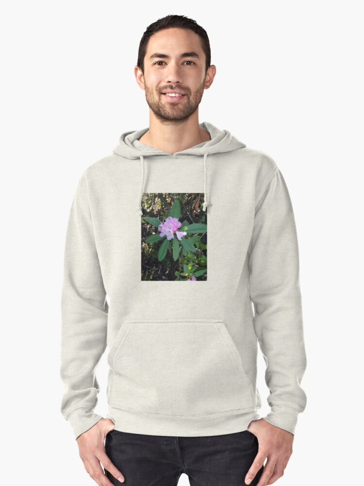 Untitled Pullover Hoodie Front