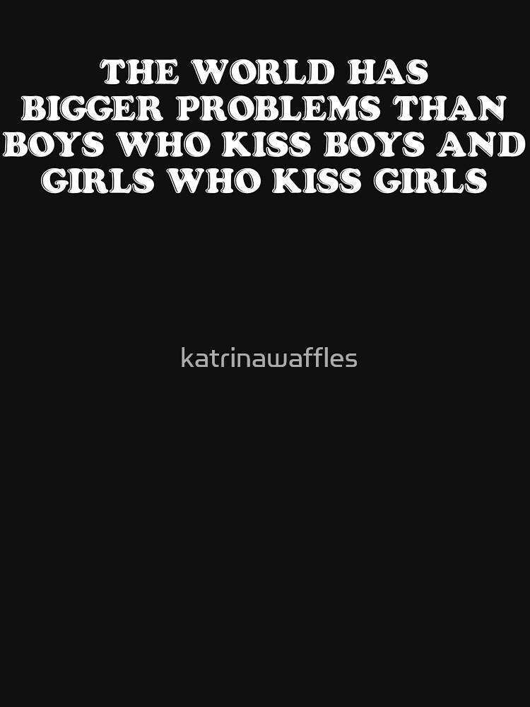 Die Welt hat größere Probleme von katrinawaffles