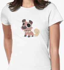 Rockruff Womens Fitted T-Shirt