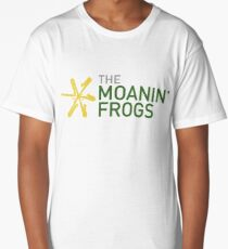 Moanin' Frogs Products Long T-Shirt