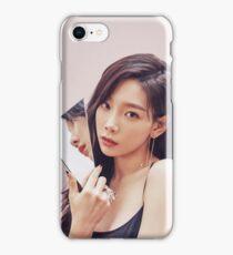 Taeyeon Persona iPhone Case/Skin