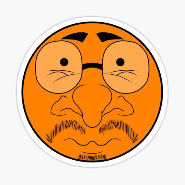 Nerd Face Sticker