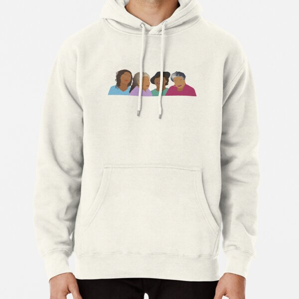 Squad Goals- Queens of African American Literature Pullover Hoodie