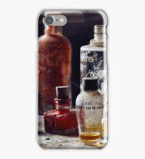Eau de decay iPhone Case/Skin