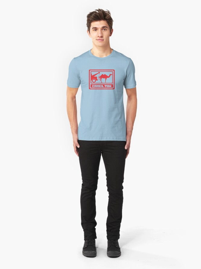 Alternate view of Camel Tow Slim Fit T-Shirt