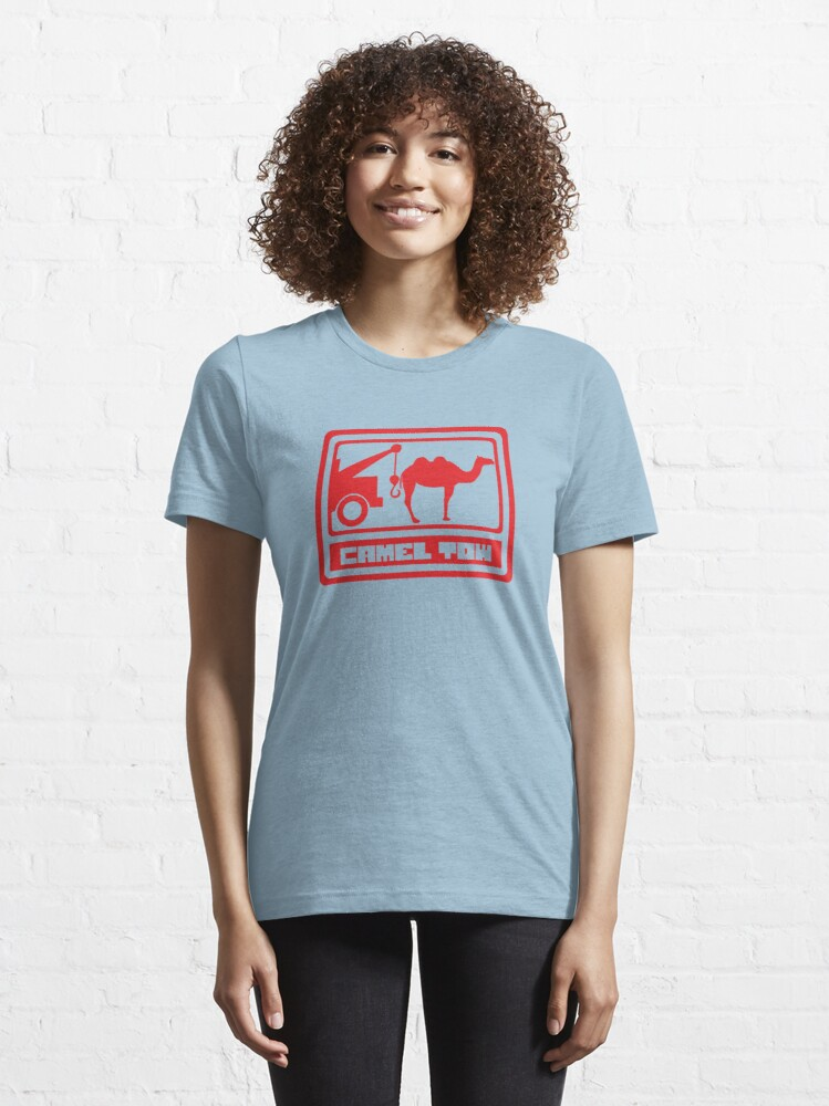Alternate view of Camel Tow Essential T-Shirt