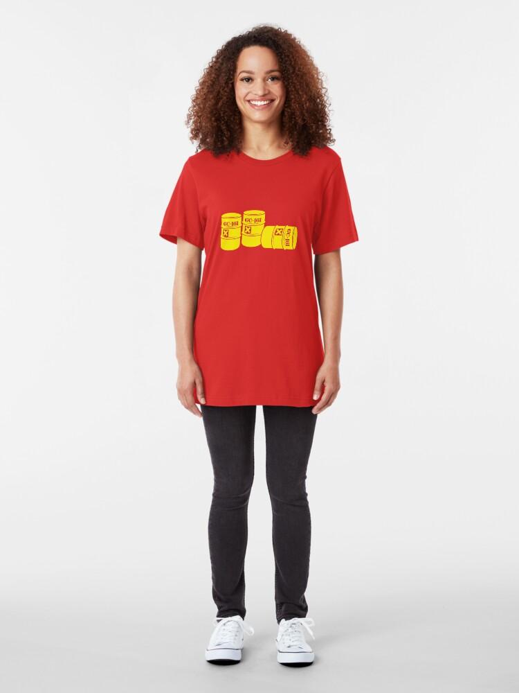 Alternate view of GC-161 Slim Fit T-Shirt