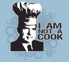 I Am Not A Cook