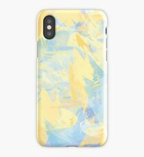 Abstract Paint Brush iPhone Case/Skin