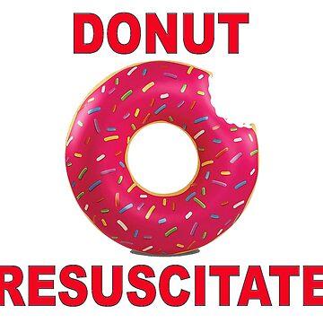 DONUT RESUSCITATE by tinram