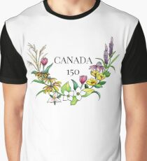 CANADA 150  Graphic T-Shirt
