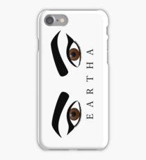 Eartha Kitt's Eyes iPhone Case/Skin