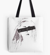 We are all broken Tote Bag