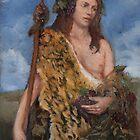 Dionysos by DionysianArtist