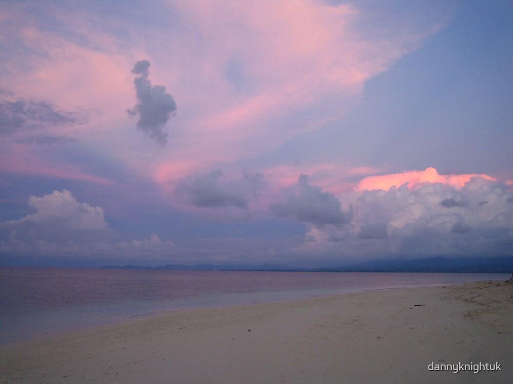Painted Sky by dannyknightuk