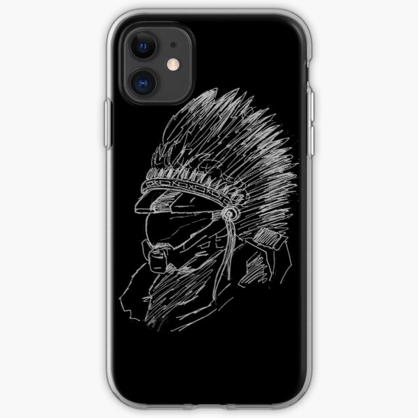 The Master Chief iPhone Soft Case