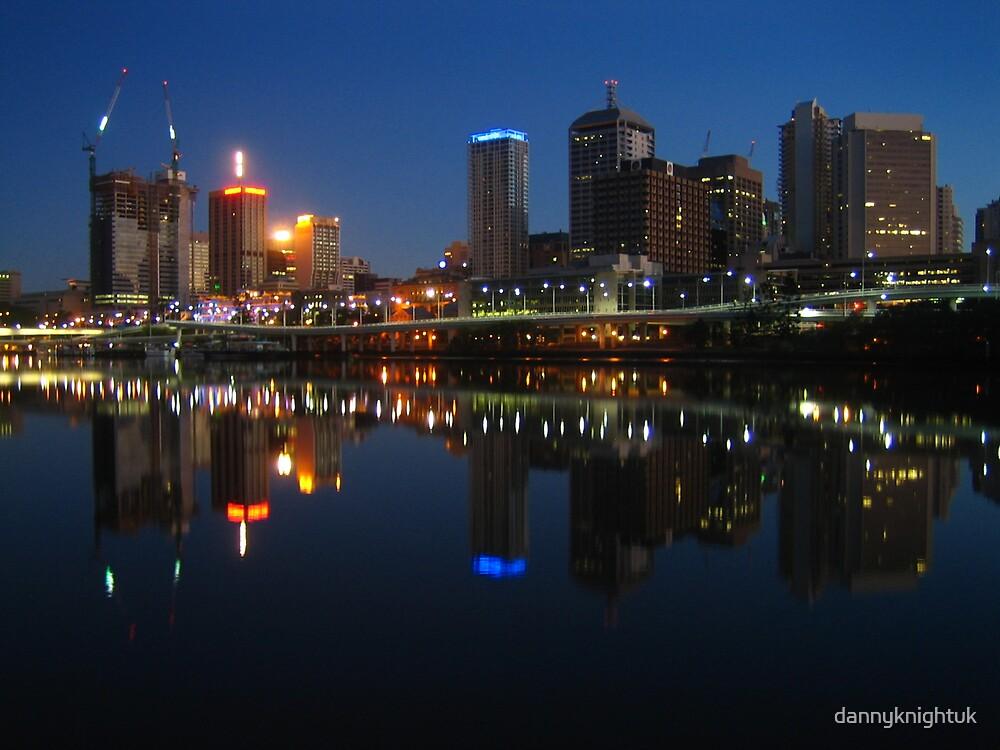 Brisbane Mornings by dannyknightuk