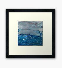 Tidal Force Framed Print