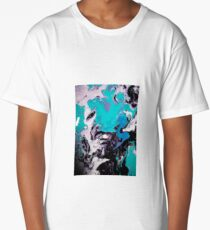 Robot Blues Long T-Shirt