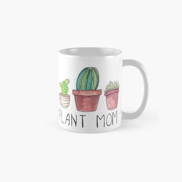 Plant Mom Classic Mug