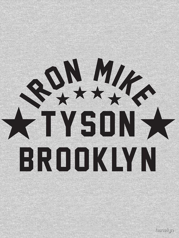 Iron Mike Tyson Brooklyn   Unisex T-Shirt