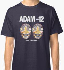 Adam-12 TV Series 70's Retro Classic T-Shirt