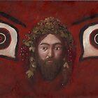 Apotropaic Dionysos by DionysianArtist