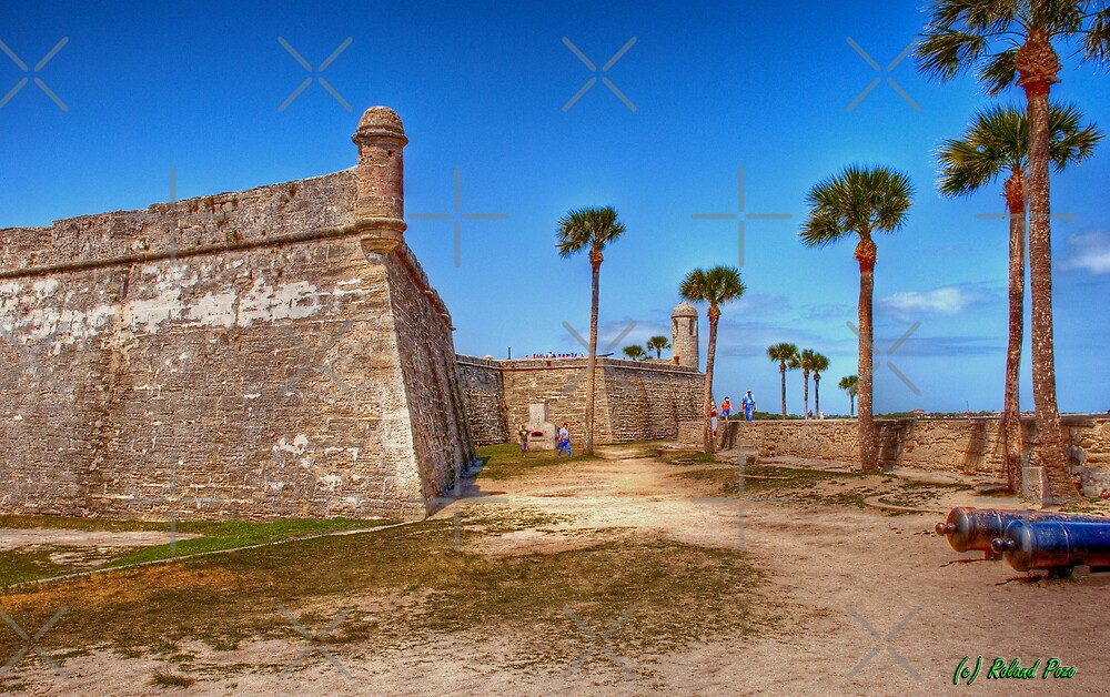 Castillo San Marcos by photorolandi